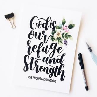 Refuge and Strength